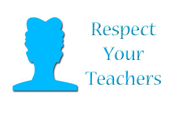 respectyourteachers