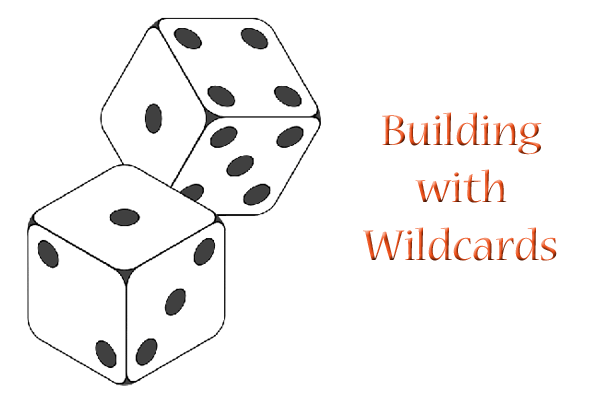 buildingwithwildcards