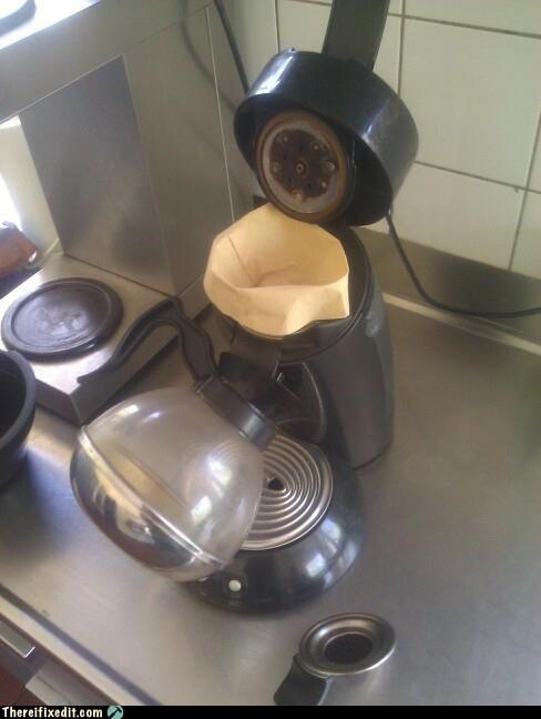 coffeemakerkludge