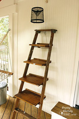 laddershelf