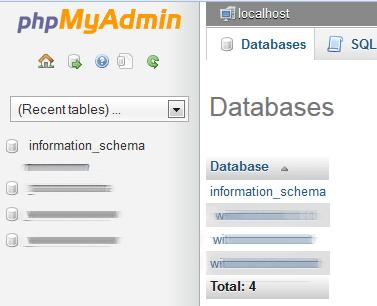 database_list