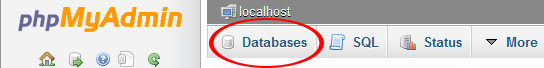 databases_fromhomescreen
