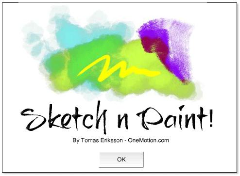 sketchnpaint