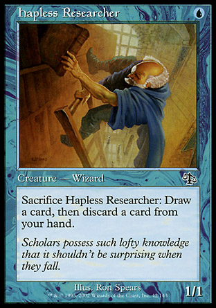 haplessresearcher