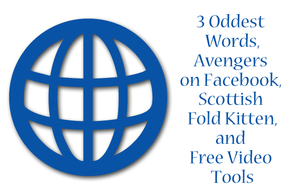 3oddestwords